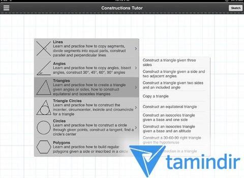 Geometry: Constructions Tutor Ekran Görüntüleri - 1