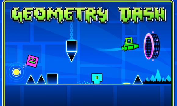Geometry Dash Ekran Görüntüleri - 3