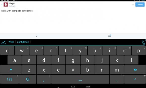 Ginger Keyboard Ekran Görüntüleri - 3