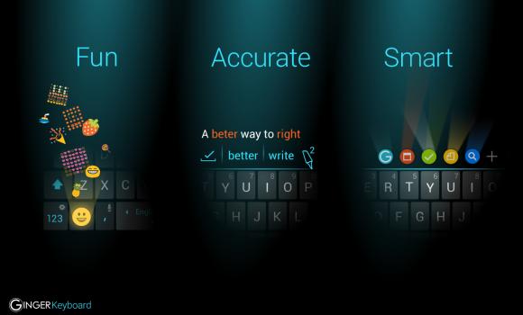 Ginger Keyboard Ekran Görüntüleri - 2