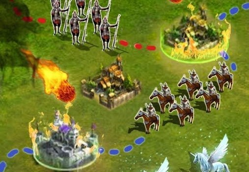 Glory of Empires Ekran Görüntüleri - 5