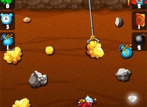 Gold Miner FREE Ekran Görüntüleri - 1