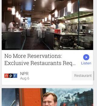 Google Play Gazetelik Ekran Görüntüleri - 1