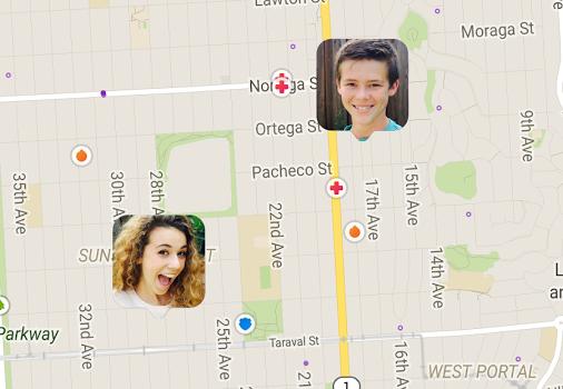 GPS Phone Tracker Pro Ekran Görüntüleri - 1