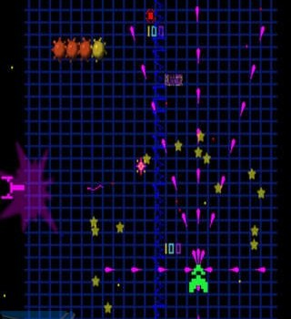 Gridrunner Ekran Görüntüleri - 2