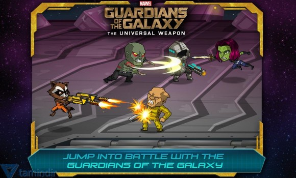 Guardians of the Galaxy: The Universal Weapon Ekran Görüntüleri - 4