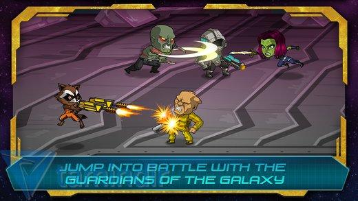 Guardians of the Galaxy: The Universal Weapon Ekran Görüntüleri - 4