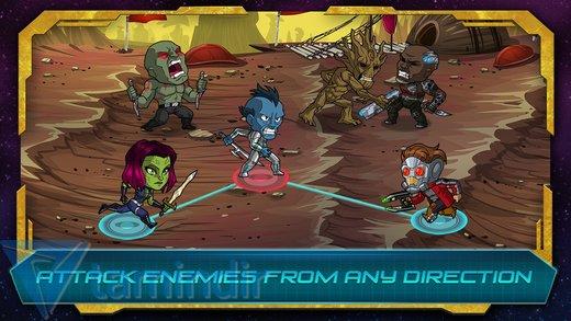 Guardians of the Galaxy: The Universal Weapon Ekran Görüntüleri - 3