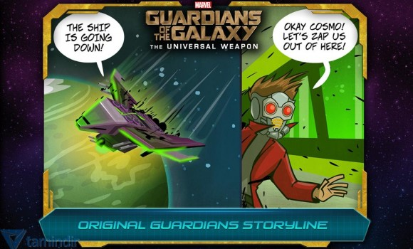 Guardians of the Galaxy: The Universal Weapon Ekran Görüntüleri - 2