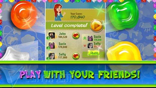Gummy Drop! Ekran Görüntüleri - 1