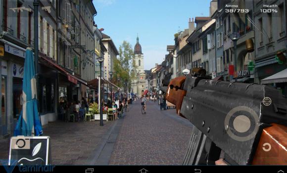Gun Camera 3D Ekran Görüntüleri - 4