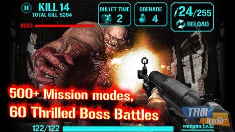 GUN ZOMBIE: HELLGATE Ekran Görüntüleri - 2