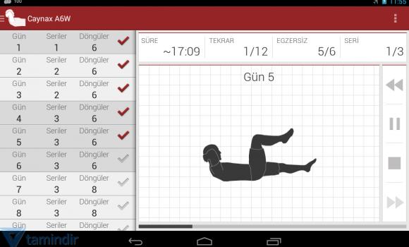 Günlük Karın Egzersiz Ekran Görüntüleri - 3