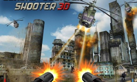 Gunship Counter Shooter 3D Ekran Görüntüleri - 3