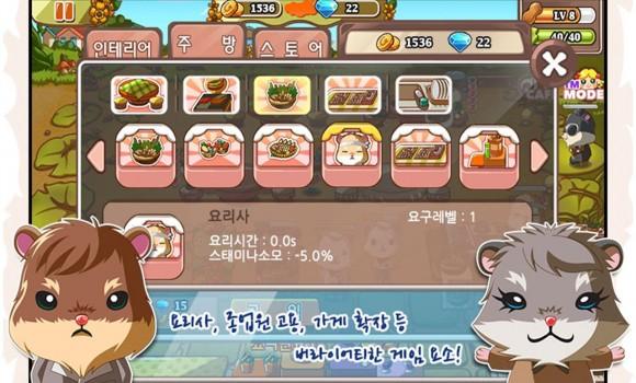 Hamster Cafe Restaurant Ekran Görüntüleri - 3