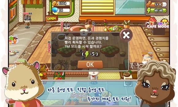 Hamster Cafe Restaurant Ekran Görüntüleri - 1