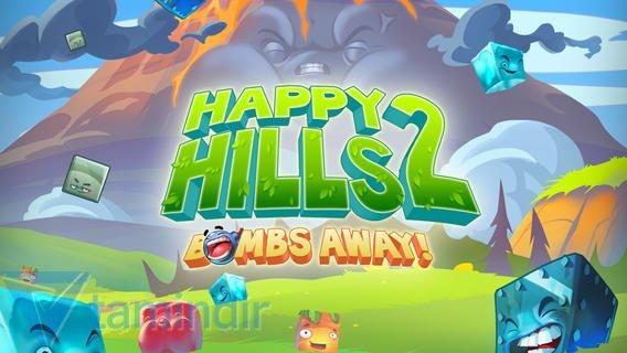 Happy Hills 2: Bombs Away! Ekran Görüntüleri - 4