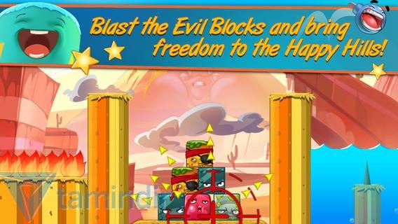 Happy Hills 2: Bombs Away! Ekran Görüntüleri - 3