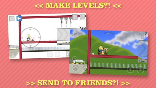Happy Wheels Ekran Görüntüleri - 1