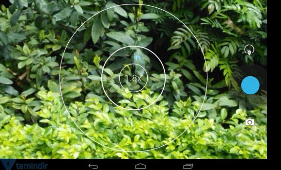HD Camera for Android Ekran Görüntüleri - 1
