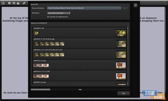 HDR projects 2 Ekran Görüntüleri - 2