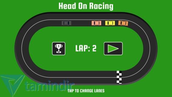 Head On Racing Ekran Görüntüleri - 3