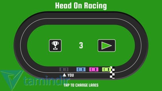 Head On Racing Ekran Görüntüleri - 2