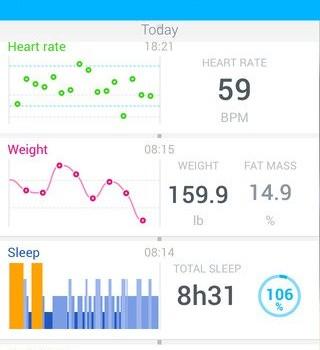 Health Mate Ekran Görüntüleri - 2