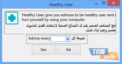 Healthy User Ekran Görüntüleri - 1