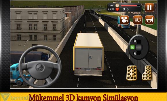 Heavy Duty Trucks Simulator 3D Ekran Görüntüleri - 3
