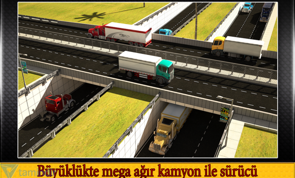 Heavy Duty Trucks Simulator 3D Ekran Görüntüleri - 2