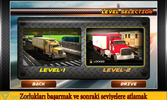 Heavy Duty Trucks Simulator 3D Ekran Görüntüleri - 1