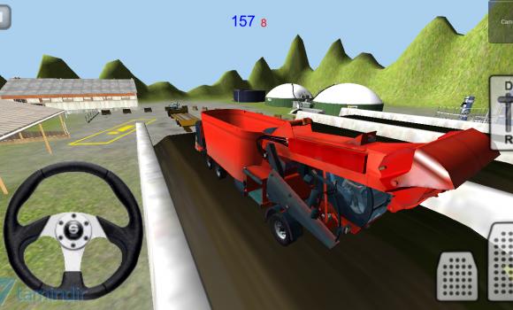 Heavy Farm Transporter 3D Ekran Görüntüleri - 1