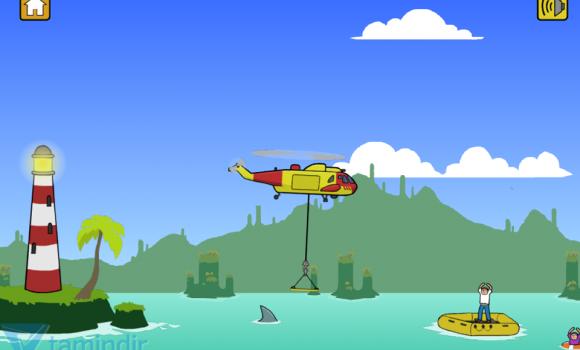 Rescue Copter Ekran Görüntüleri - 3