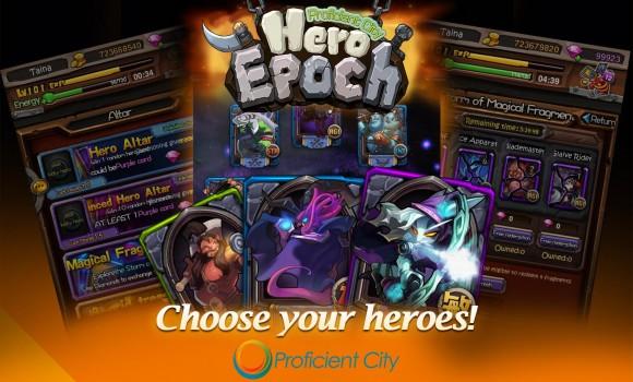 Hero Epoch Ekran Görüntüleri - 4