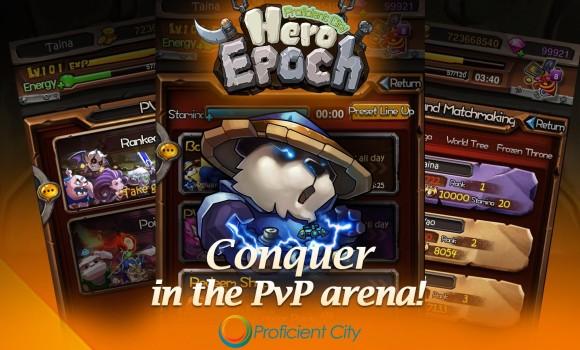Hero Epoch Ekran Görüntüleri - 1