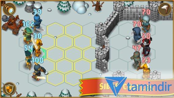 Heroes: A Grail Quest Ekran Görüntüleri - 1