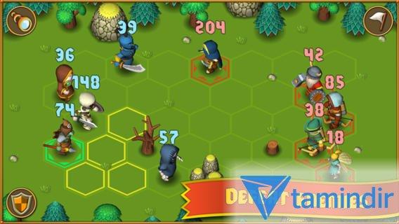 Heroes: A Grail Quest Ekran Görüntüleri - 2