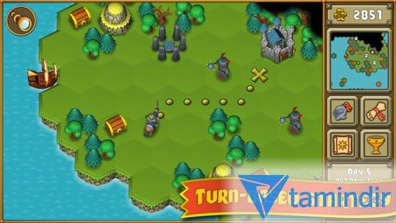 Heroes: A Grail Quest Ekran Görüntüleri - 4