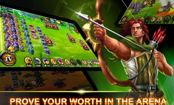Heroes of Legend Ekran Görüntüleri - 2