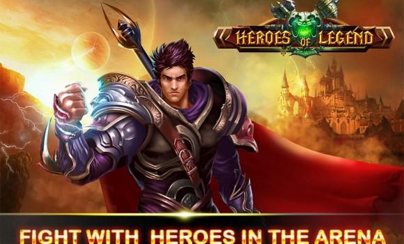 Heroes of Legend Ekran Görüntüleri - 4