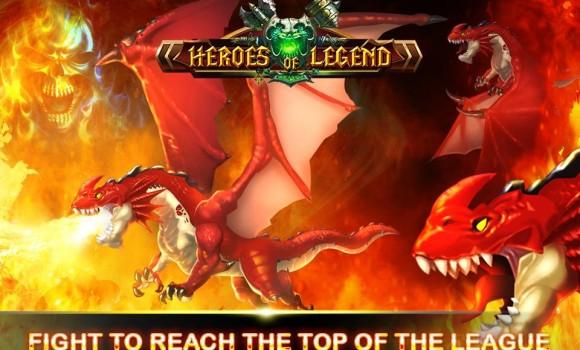 Heroes of Legend Ekran Görüntüleri - 1