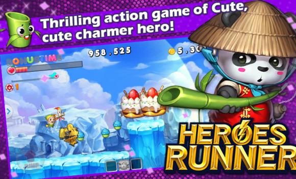 HeroesRunner Ekran Görüntüleri - 4