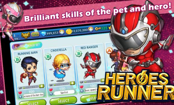 HeroesRunner Ekran Görüntüleri - 2