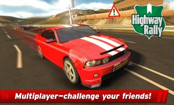 Highway Rally: Fast Car Racing Ekran Görüntüleri - 5