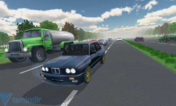 Highway Traffic Racer Ekran Görüntüleri - 2