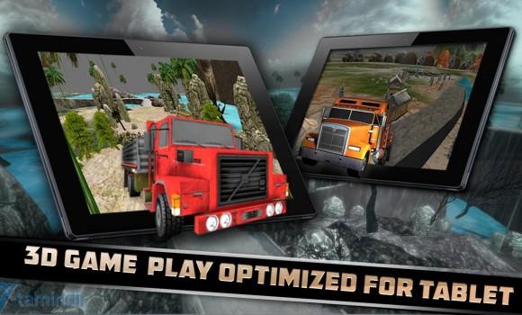 Hill Transporter 3D Ekran Görüntüleri - 1