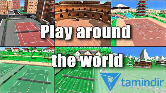 Hit Tennis 3 Ekran Görüntüleri - 2