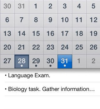 Homework Manager Ekran Görüntüleri - 1