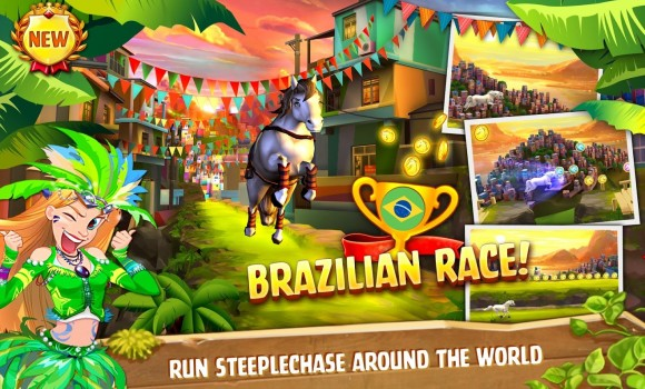 Horse Haven World Adventures Ekran Görüntüleri - 1